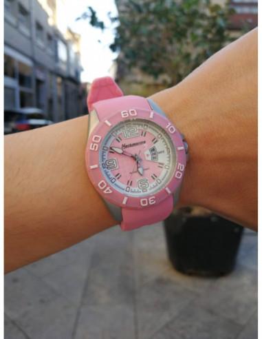 Reloj NECKMARINE XTREME ACERO